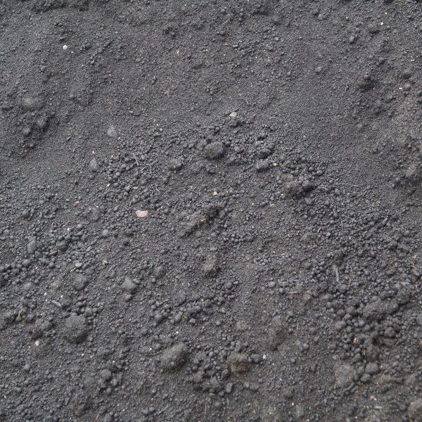 Zwarte grond